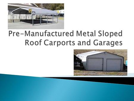  First and possibly the more difficult of the two to deal with is the situations concerning existing illegal carports.  Secondly, we must address what.