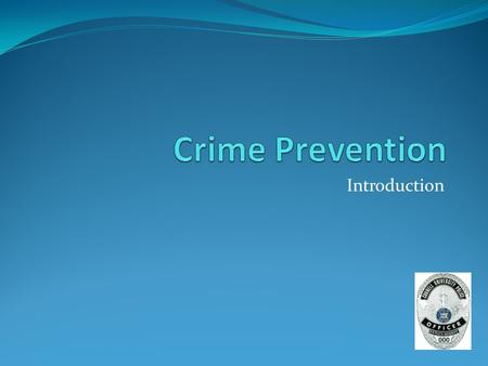Introduction. CU Police Crime Prevention Unit Ray Price Beverley VanCleef We provide programming for the Cornell Community.