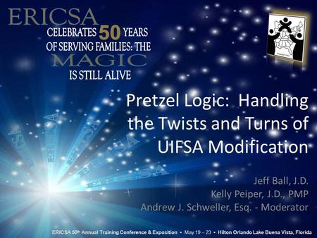 Pretzel Logic: Handling the Twists and Turns of UIFSA Modification