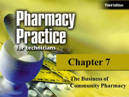 Chapter 7 The Business of Community Pharmacy. MANAGING COMPUTER SYSTEMS Parts of a Computer System: Some of the more important parts of a typical computer.