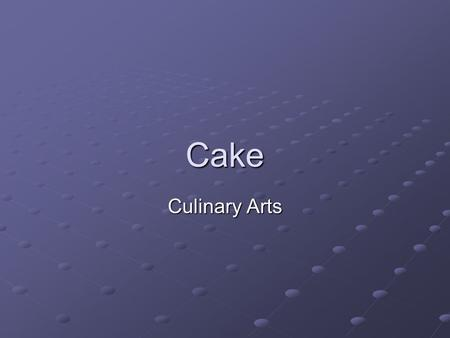 Cake Culinary Arts. Wedding Cakes