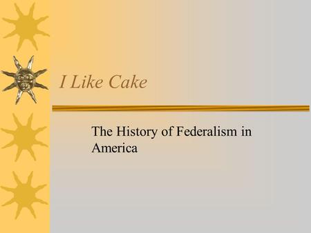 a history of federalism in america The development and history of social security bulletin, vol 55, no 1 contained a chapter on poverty in america 8 the chapter set a poverty line of.