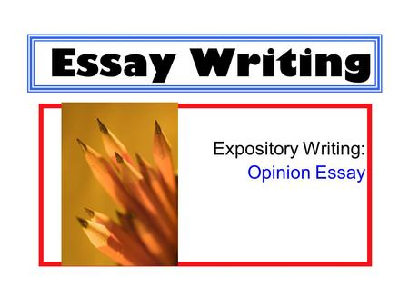 the essay body introduction attention getter lead  essay writing expository writing opinion essay