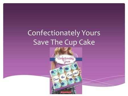 Confectionately Yours Save The Cup Cake By Katie.