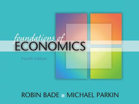 3 The Economic Problem Notes and teaching tips: 5, 6, 17, and 32.