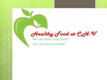 Slogan  We care about your health  You care about yoursel.