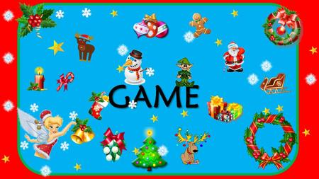 GAME Christmas A F P K B Q L RST G WNO HIJ D E C Home / school Animals SecretJobs.