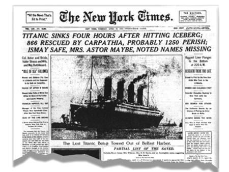 Submit Predictions Statistics & Analysis Data Management Hypotheses Goal Get Data Predict whom survived the Titanic Disaster Score = Number of Passengers.