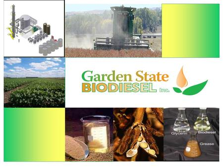 Garden State Biodiesel Inc.. Distilate –High Sulfer Low Sulfer –#2 Dyed High Sulfer #2 Dyed Low Sulfer –Off Road diesel On Road Diesel –Heating oil.