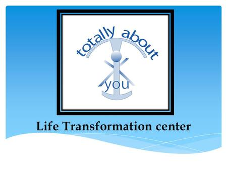 Life Transformation center.  CDC report more than one-third of U.S. adults (35.7%) and approximately 17% (or 12.5 million ) of children and adolescents.