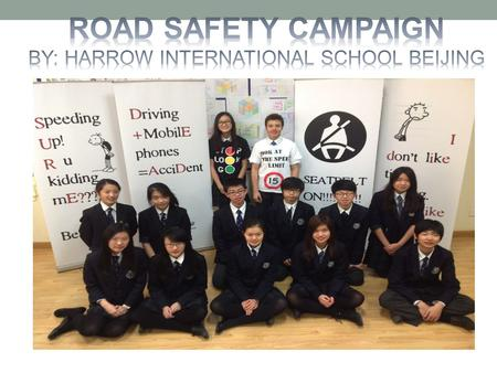 BY: HARROW INTERNATIONAL SCHOOL BEIJING