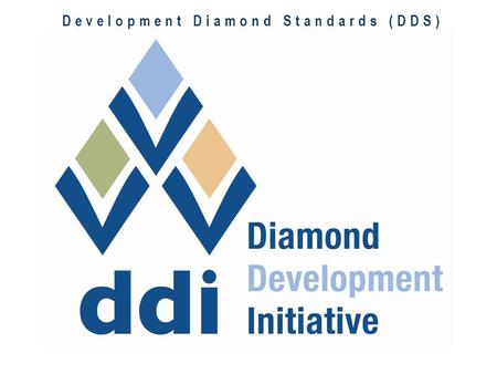 Development Diamond Standards (DDS). SHIFT IN CONSUMER PREFERENCES New Trends:  Organic Foods (Health)  FairTrade Products (Coffee, Clothing, etc.)