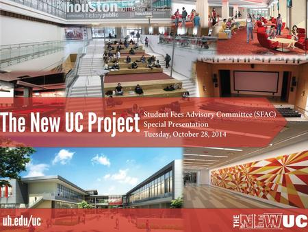 The UC Transformation Project » An entirely student-centered project in response to feedback from the student body about the state of the University Center.