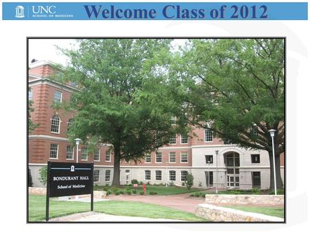 Welcome Class of 2012. Gender Female8654%Female8654% Male7446%Male7446%