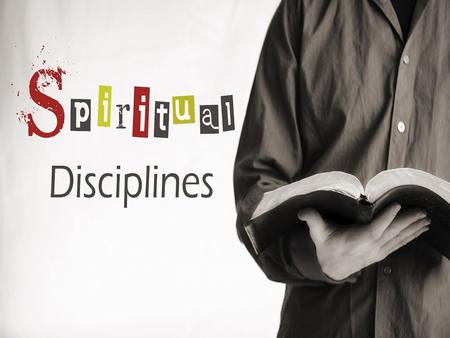 THE CORPORATE DISCIPLINES: PART 2 Worship & Celebration.