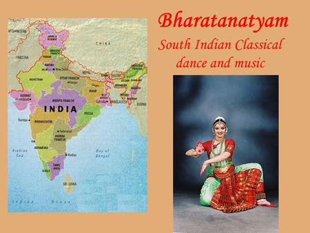 South Indian Classical dance and music