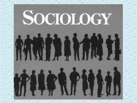 What is Sociology? Chapter 1 Section Preview Sociology studies human social behavior It assumes a group, rather than an individual, perspective Sociology.