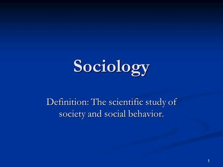 A sociological explanation of suicidal behaviour