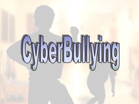 What is Cyber bullying? Cyber bullying involves the use of information and communication technologies to support deliberate, repeated and hostile behavior.