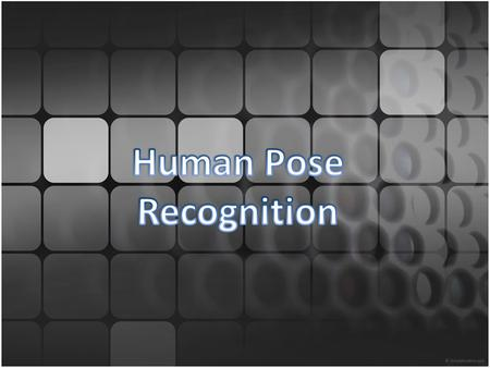 1.Introduction 2.Article [1] Real Time Motion Capture Using a Single TOF Camera (2010) 3.Article [2] Real Time Human Pose Recognition In Parts Using a.