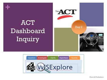 + ACT Dashboard Inquiry 1 Finco & Torkelson Day 2.