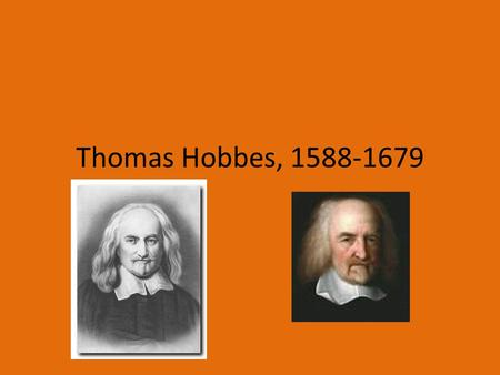 Thomas Hobbes, 1588-1679. Frontispiece detail Detail of detail.