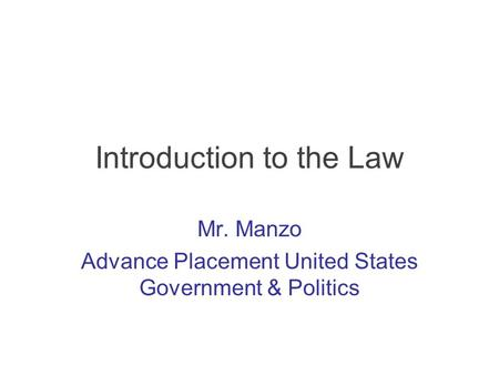 An introduction to the driver laws in the united states