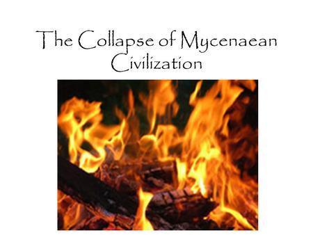 Mycenaean Greece