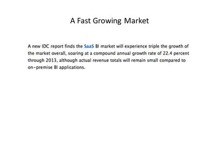 A Fast Growing Market. Interesting New Players Lyzasoft.
