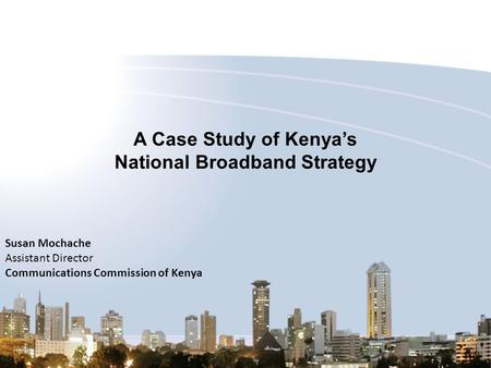 analysis of strategies adopted by kenya In analysing the strategies adopted by acer and lenovo to compete in the industry and in concluding which of the two is well-  brands and branding brand brand.