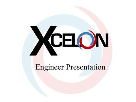 Engineer Presentation