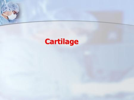 Cartilage.