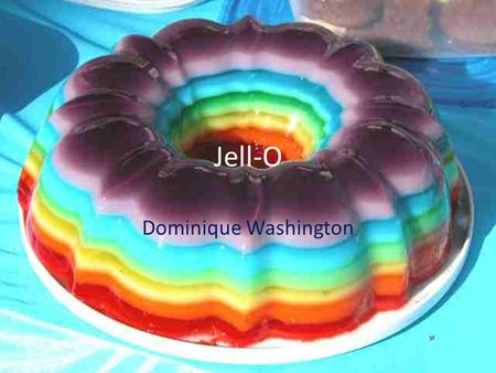Jell-O Dominique Washington. Humble Origins Peter Cooper, inventor of the Tom Thumb steam locomotive and founder of Cooper Union College, took out the.