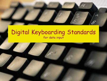 Digital Keyboarding Standards for data input Width of a capital M Takes place of two hyphens used in typewriting Introduces a sentence break or a parenthetical.