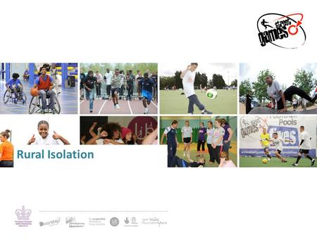 Rural Isolation. Workshop Outcomes Understand what the concept of Rural means to the StreetGames network; Identify the challenges and opportunities of.