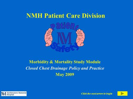 NMH Patient Care Division