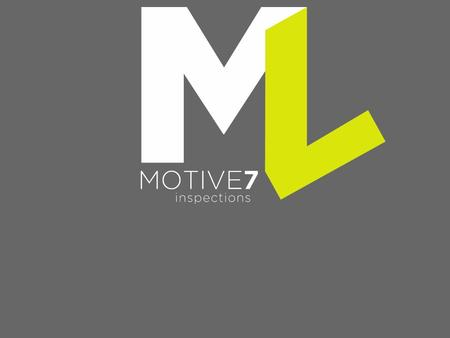 WHO WE ARE: Motive 7 Inspections brings together years of industrial repairs, gasketing and sealing understanding.