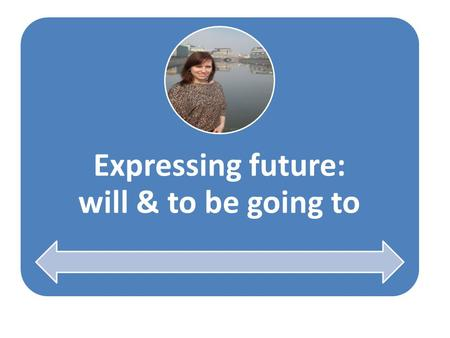 Expressing future: will & to be going to -Remember! It's a secret between us! -I promise _______ (tell) anyone!!