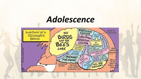 Adolescence. What is 'adolescence'? Adolescence is typically defined as the transitional period between childhood and adulthood – largely Western. Social.