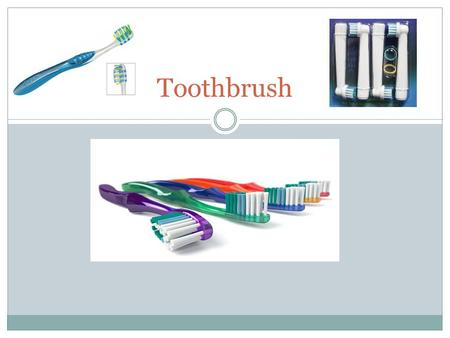 COMPACT HEAD SLIM HANDLE SOFT-ROUNDED BRISTLES Toothbrush.