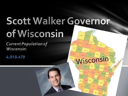 Current Population of Wisconsin: 4,919,479 Wisconsin.