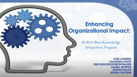 BCBSA Blue Knowledge Integration Program. Topic Three – Timeline and Key Activities Topic One – Project Plan Topic Two – Key Players Topic Four – Questions.