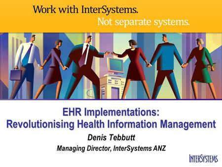 EHR Implementations: Revolutionising Health Information Management