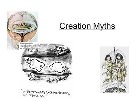 Genesis 1 vs. Enuma Elish
