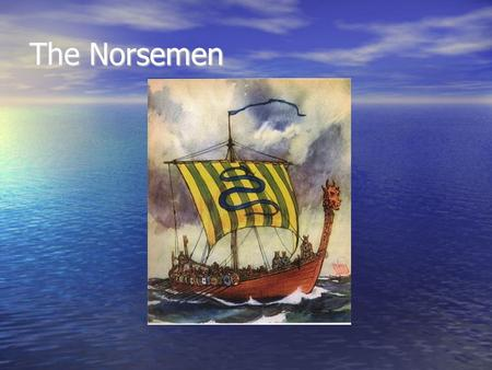 The Norsemen. Who were the Vikings? The Vikings were raiders from Scandinavia (Norway, Denmark and Sweden). The Vikings were raiders from Scandinavia.