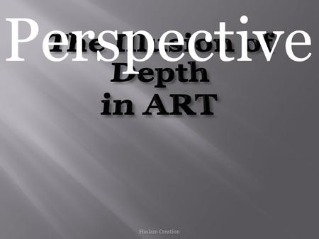 The Illusion of Depth in ART