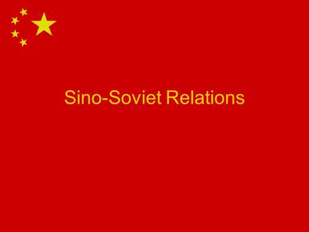 the impact of communism in the soviet union and china