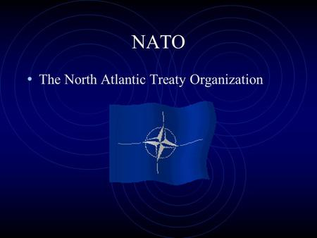 a discussion on the enlargement of the north atlantic treaty organization Download citation on researchgate | national security decision models and the nato enlargement debate | on april 30, 1998, culminating prolonged discussion and debate within the clinton.
