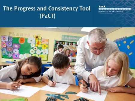 PaCT What is the Progress & Consistency Tool?  The PaCT has two parts:  Frameworks that break down and illustrate aspects of maths, reading and writing.