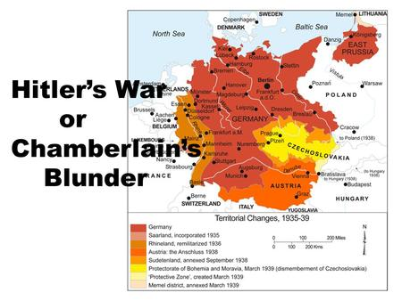 Hitler's War or Chamberlain's Blunder. Fiscal PeriodMillion Marks 1933-34750 1934-354,093 1935-365,492 1936-3710,271 1937-3810,963 1938-3917,247 German.